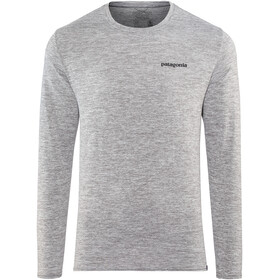 Patagonia Cap Cool Daily Graphic - T-shirt manches longues Homme - gris